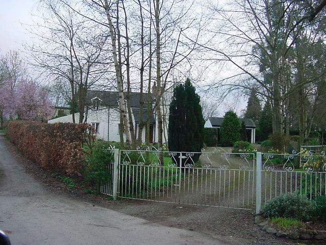 'Hazeldene' - Shirl Heath, Herefordshire