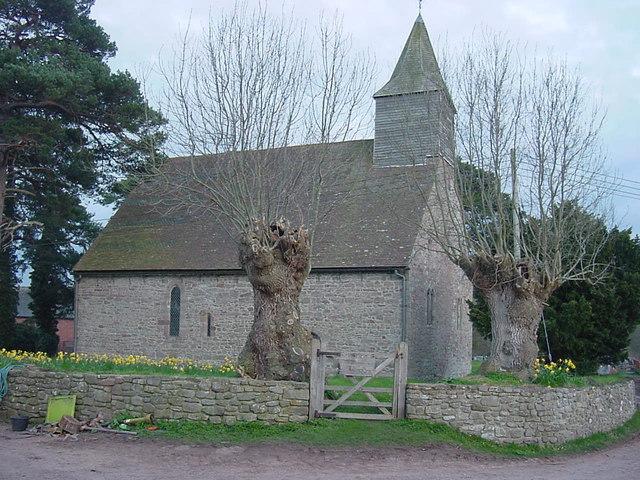 St. Cosmas & St. Damian's Church, Stretford, Herefordshire