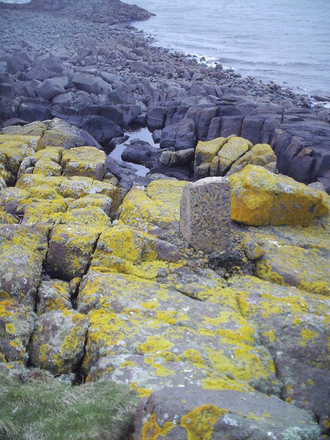 Rocky Foreshore, Cramond Island
