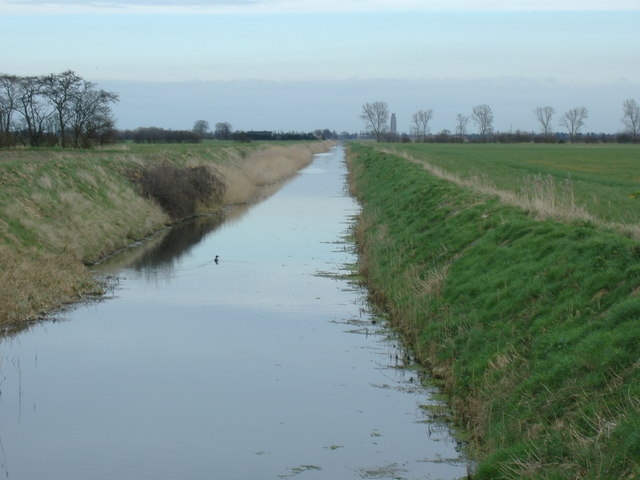 North Forty Foot Drain