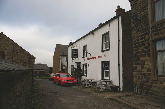 The Freemason Arms, Wiswell