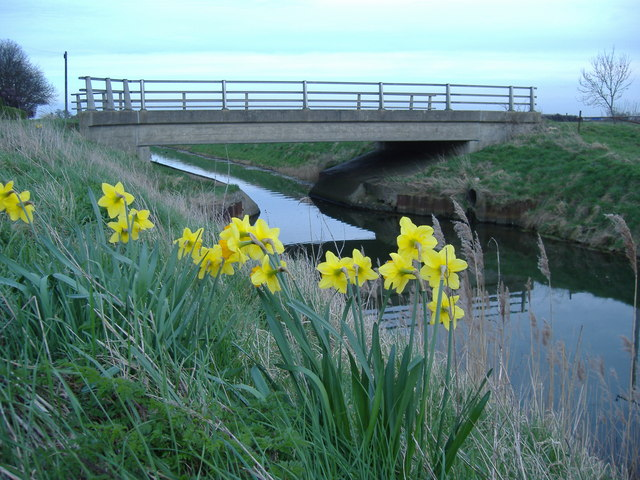 The Bridge by Dovecote Farm