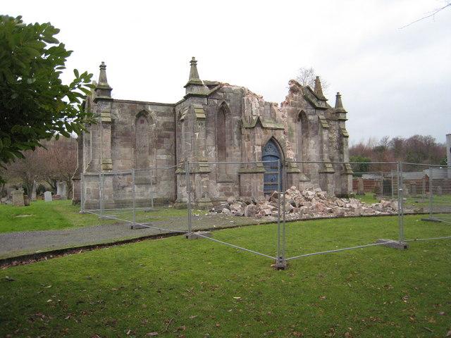 Millburn Church (ruin)