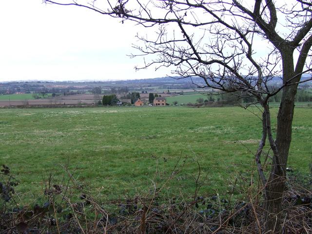 Grazing Land near Trysull, Staffordshire