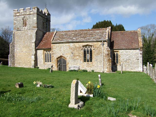 St Andrew's Church Melcombe Horsey