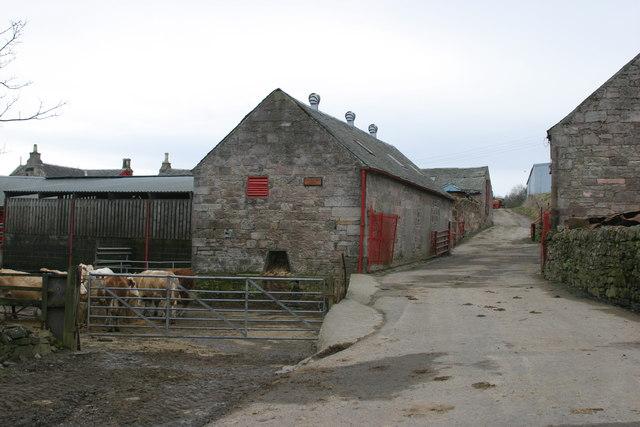 Upper Dalquhurn Farm Renton