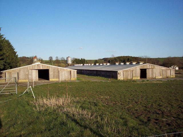 Wisma Poultry Farm, Berwick Road, Winterbourne Stoke