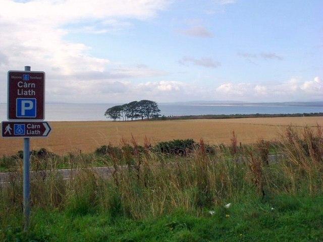 Across the Dornoch Firth
