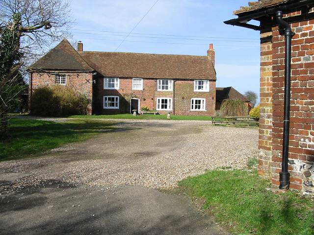 Geddinge Farmhouse