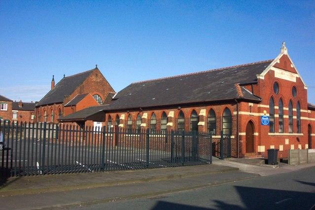 Independent Methodist Church, City Road