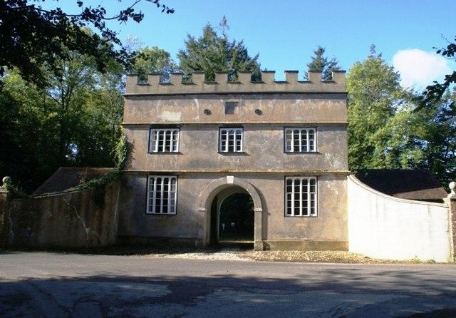 East Lodge of Lulworth Castle