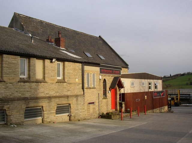 Offices off Westgate, Cleckheaton