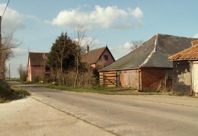 Stadhaugh Manor Farm