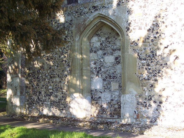 South Door, St Peter's Church, Winterbourne Stoke