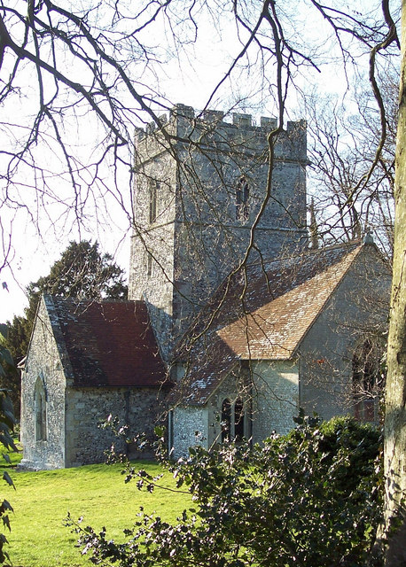 St Peter's Church, Winterbourne Stoke