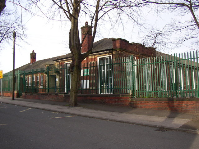 Heaton Avenue School, Cleckheaton