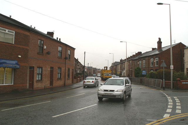 Warrington Road, Spring View - the A573
