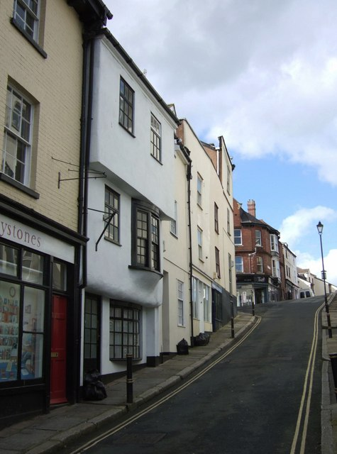 West Street, Exeter