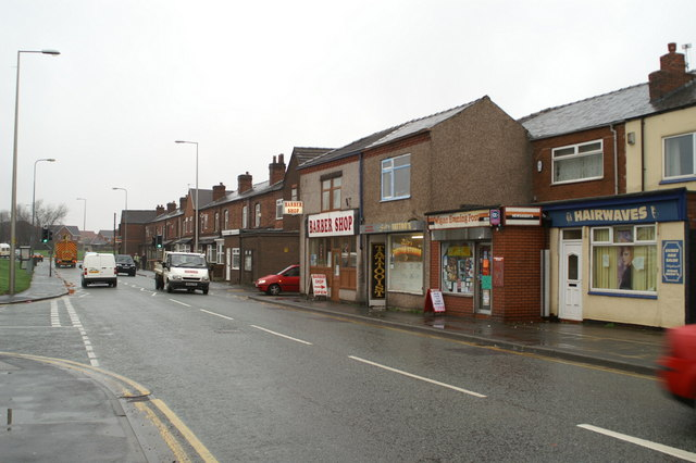 Warrington Road, Spring View