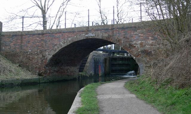 Kings Lock Bridge