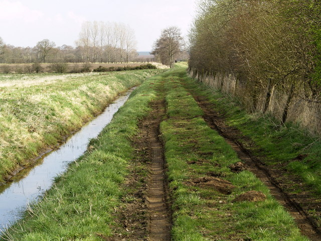 Carr Dike Drain and Footpath