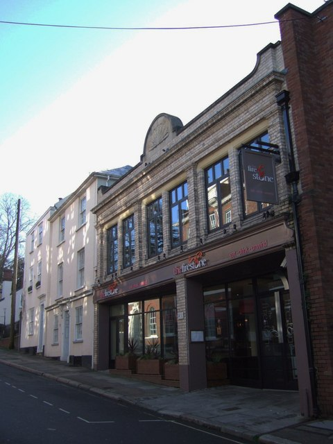 The Firestone, Exeter
