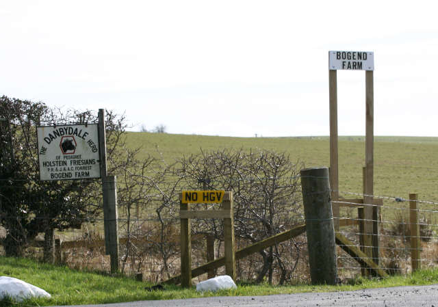Bogend Farm