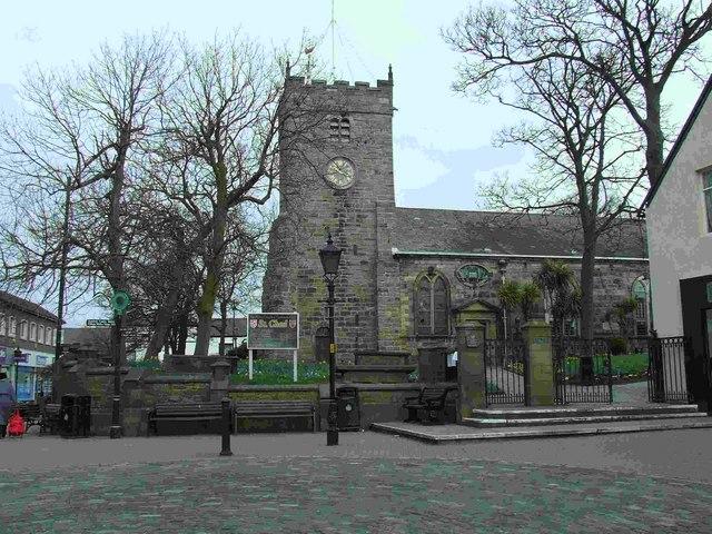 St Chad's Parish Church, Poulton le Fylde