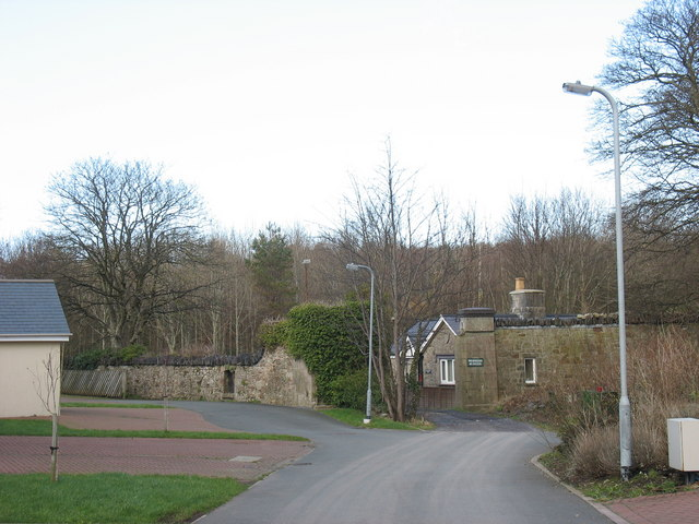 The Glan-y-mor Lodge from the Felinheli Marina estate