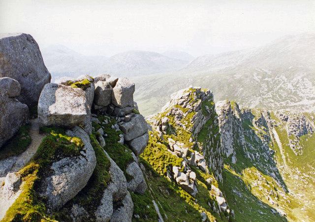 A'Chir Ridge