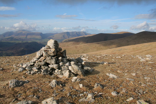 Cairn, White Side