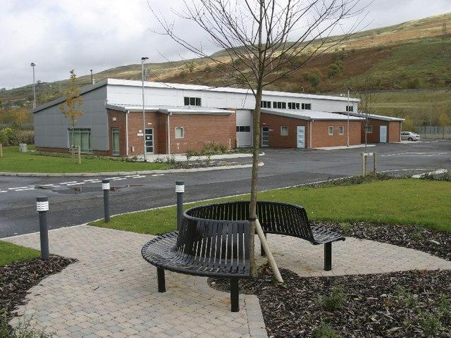 Innovation Centre Workshops, Ebbw Vale