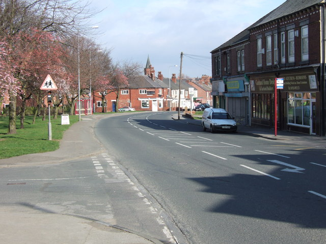 Wakefield Road, Normanton