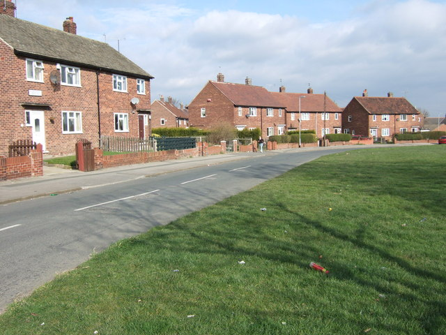 Woodhouse Crescent, Normanton