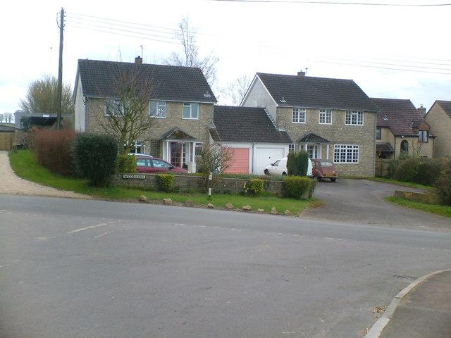 houses on Widden Hill