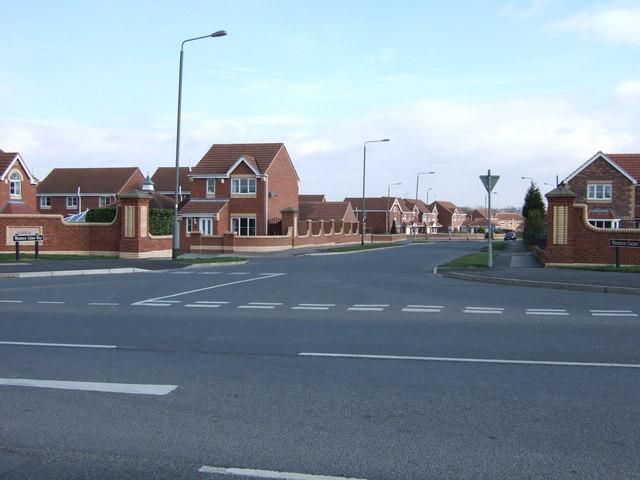 'Fairway Village', Normanton