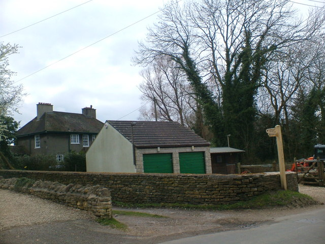 The  Old  Rectory, on Cotswold Way