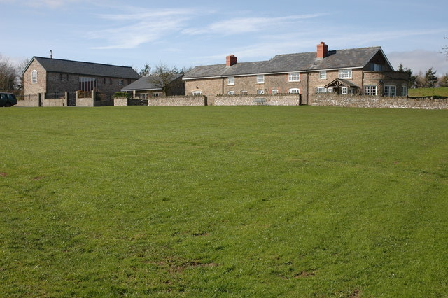 Camp Farm, near Brierley