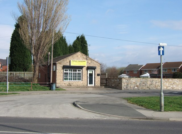 The Forge Fisheries
