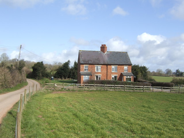 Farm-workers' cottages