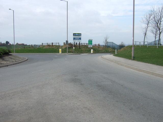 Entrance to Welbeck