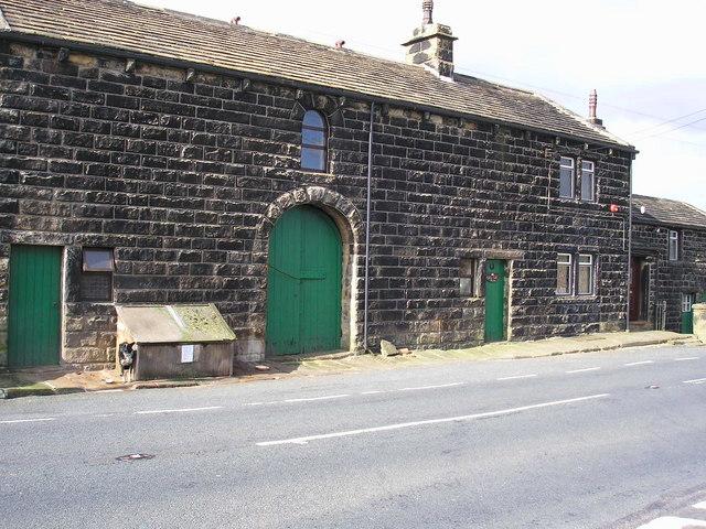 Sykes Gate Bottom