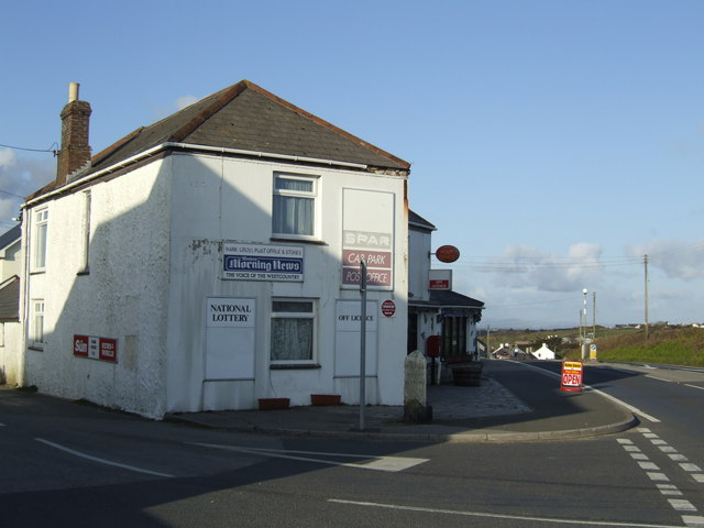 Rame Post Office and general store