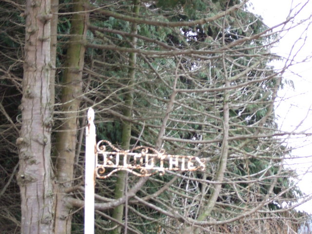 Kilduthie sign