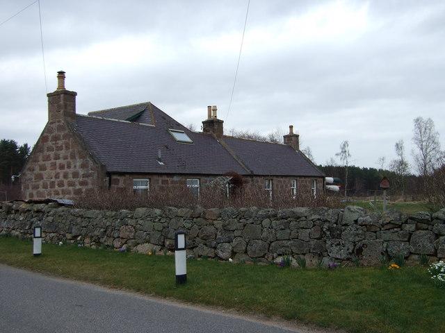 Kilduthie Cottages