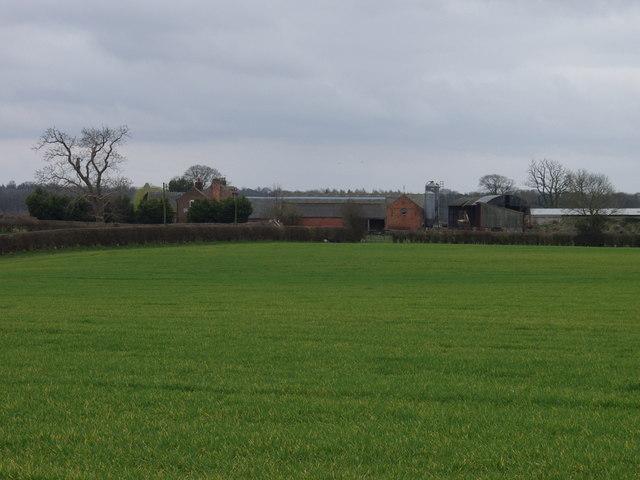 Upper Burghill Farm