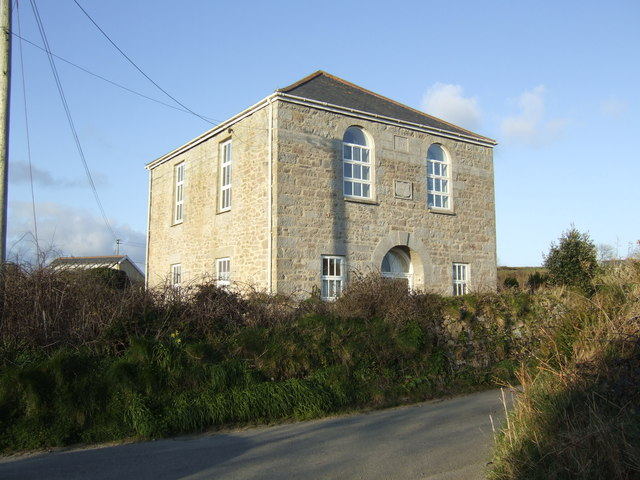 Converted chapel at Seworgan