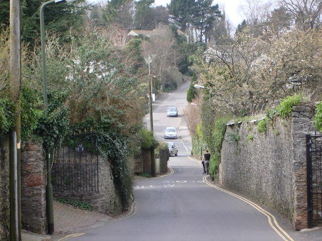 Summer Lane, Higher Brixham