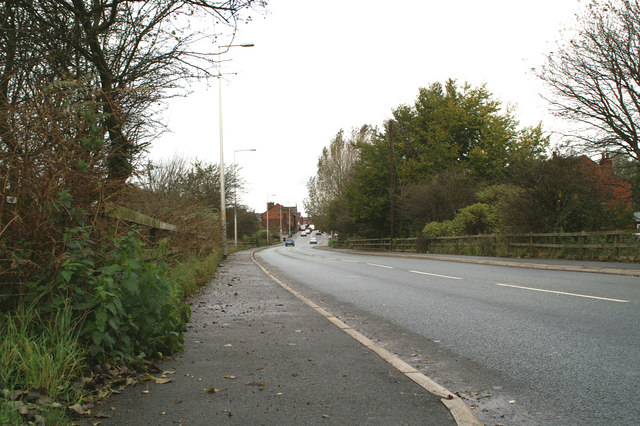 Warrington Road, Spring View, by Clinker Valley