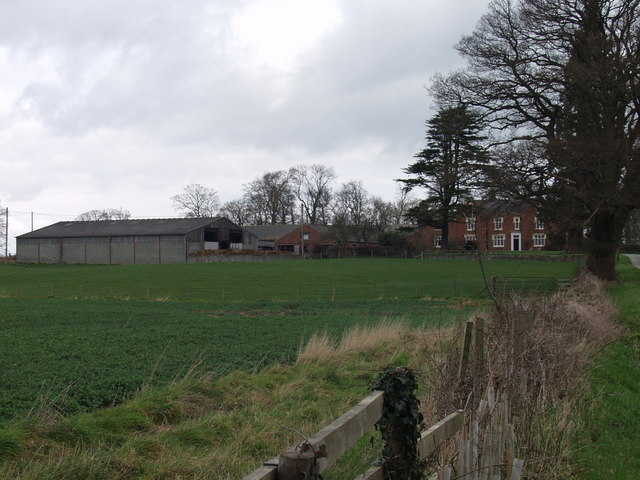 Evenall House and Farm Buildings
